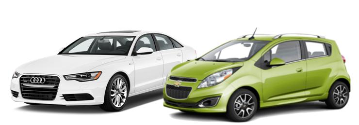 Servicio de Lavado Express Automóvil y CityCar