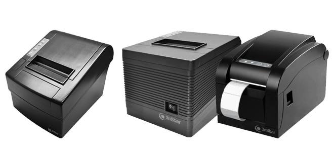 Impresoras Termicas 57mm e Inalambricas